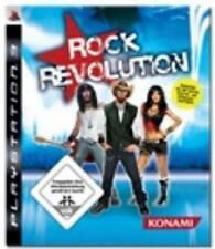 PLAYSTATION 3 Rock Revolution tedesco usato/ottime condizioni
