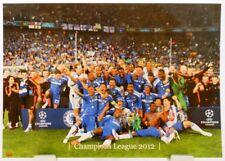FC Chelsea + Champions League Winner 2012 + Fan Big Card Edition A122 +