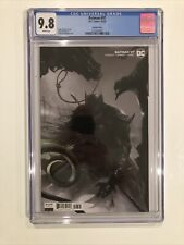 Batman #97 CGC 9.8 Francesco Mattina VARIANT James Tynion IV