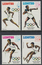 Lesotho 1972 ** Mi.124/27 Olympische Spiele olympic games [st2733]