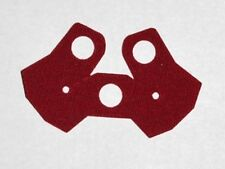 LEGO Star Wars - Minifig, Armor Pauldron Cloth, Double - Dark Red