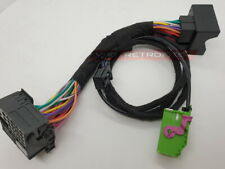 AUDI A3 TT R8 AMI AUDI MUSIC INTERFACE PLUG AND PLAY CABLE WIRING FOR RNS-E NAV