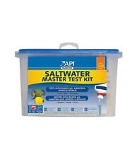 API Saltwater Master Test Kit Liquid pH Ammonia Nitrite Nitrate Marine Tank