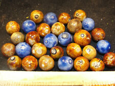 handmade German Bennington marbles    J21e