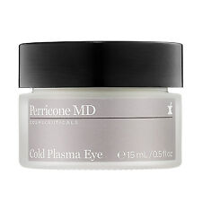 Perricone MD Cold Plasma Eye Cream Serum Minimize Puffiness, Dark Circles 0.5 oz