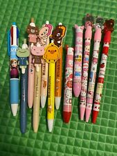 Kawai Cute Gel Pen 14 Pcs Set Kids Students School Supplies Stationery