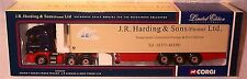 Scania 4 Series Fridge Trailer J R Harding & sons ltd ed CC12215