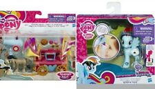 MY LITTLE PONY Friendship Magic Welcome Wagon & Explore Equestria Magical Scenes