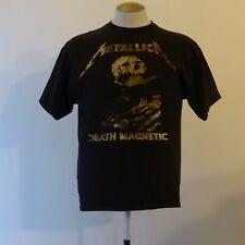 Metallica Death Magnetic World Tour Shirt XL - Concert T