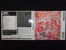 COFFRET CD + CD VIDEO THE LITTLE RABBITS / LA GRANDE MUSIQUE /