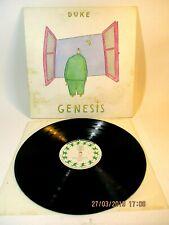 VINTAGE LP - GENESIS - DUKE - CHARISMA RECORDS - 1980 - EXCELLENT CONDITION
