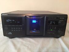 Sony CDP-CX400 Mega Storage 400 Disc CD Changer Player Jukebox - Fully Tested