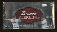 2009 Bowman Sterling Baseball Factory Sealed Hobby Box Mike Trout RC Auto