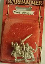 GW Warhammer Wood Elf Waywatchers 8501E 1997 - METAL OOP SEALED BLISTER