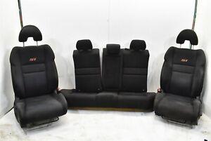 2006-2011 Honda Civic Si Sedan Seats Seat Set Front & Rear OEM 06-11