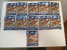 NEW Qty 11 The LEGO Movie Minifigures 71004 Sealed Packs Blind Bags Unsearched