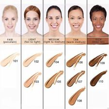 PHOERA Liquid Foundation 10Colors Matte Naturally Full Coverage Concealer A+