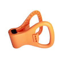 Portable Kettlebell Weight Grip Travel Workout handle Equipment Gear F Home Gym