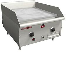 Southbend Hdg-60 60in Thermostatic Countertop Gas Griddle With 1in Plate