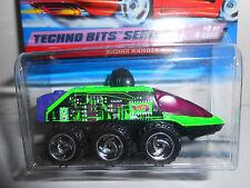 Hot Wheels 1997 Techno Bits Series Radar ranger #692
