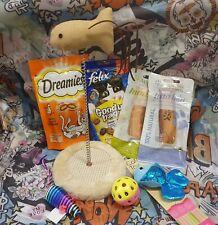 Cat Gift Box Toys And Treats