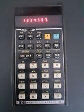 Hewlett Packard Calculatrice  HP 32E 32 E HP32E Calculator (fonctionnelle/works)