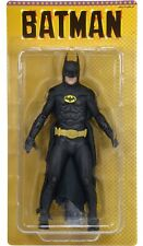 "DC (Detective Comics) 7"" 1989 Michael Keaton 25th Anniversary Action Figure NECA"