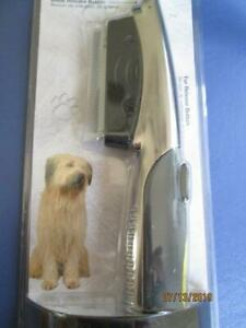NEW UNOPENED CONAIR PRO DOG SHED-IT 3 INCH DESHEDDING BLADE
