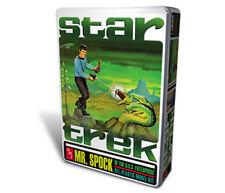 AMT 624 - STAR TREK MR. SPOCK - MODEL KIT- SEALED COLLECTOR TIN