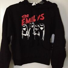 Emily The Strange Juniors Hoodie Brand New W/Tags Size Med