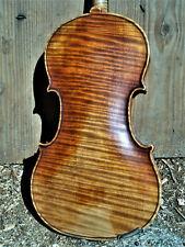 Sehr schöne alte 4/4 - Geige m. Zt. Giuseppe Pedrazzini