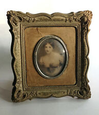 Vintage Reproduction Antique Portrait Lady Dower Thomas Lawrence Cameo Creation