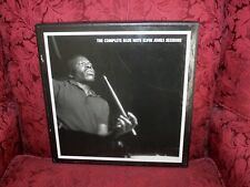 ELVIN JONES - MOSAIC: THE COMPLETE BLUE NOTE SESSIONS 8 CD BOX SET [LIKE NEW]