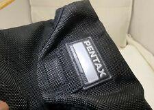 PENTAX Black Lens Soft Case Pouch FA 645 LS 135mm FA 645 Macro 90 mm F2.8 ED AW