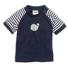 Schnizler Baby Boys Marine T-shirt Star-blu - 62 CM età 0 a 3 mesi