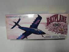 batman  batplane  scatola di montaggio  with box new rare