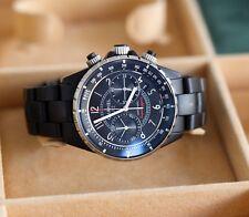 Chanel - J12 Chronograph Automatic Superleggera, Black Ceramic - Mint