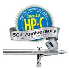 Iwata HP-C 50th Anniversary airbrush Limited Edition Only 100 Remaining REDUCED