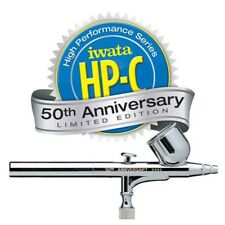 Iwata HP-C 50th Anniversary airbrush Limited Edition HUGE PRICE DROP