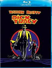 New Dick Tracy Blu-ray Disc Cult Classic Film Gangster Mob Adventure Must Have