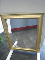 Wandspiegel Landhaus Shabby chic dezent gold Spiegel Wohnraumspiegel 2 Wahl
