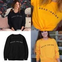 The Office I am Dead Inside T-shirt Sweatshirt Dead Inside Hoodie Tumblr Shirts