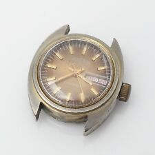 Vintige Vulcain Womens Wind Up Watch Running Parts Repairs Spares Watchmakers