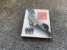 Reservoir Dogs Zavvi Exclusive UK Blu-ray Steelbook