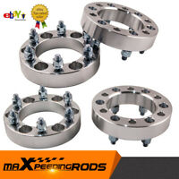 Wheel Spacers 35mm For Toyota Hilux Pajero Triton Ranger 6 Studs 6x139.7 M12x1.5