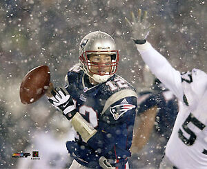 Tom Brady New England Patriots 8 X 10 Photo AACS031