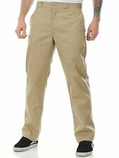 Dickies Big Men 874KH Flat Front Traditional Work Pants Khaki 48 x 30