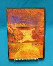 Vanguard Records Eric Johnson Anaheim DVD