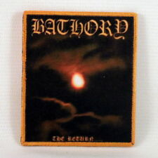 BATHORY The Return (Printed Small Patch) (NEW)
