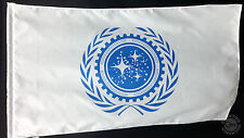 Star Trek Into Darkness - United Federation of Planets Banner Fahne Replica neu
